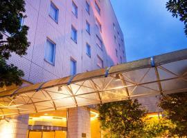 Hotel Alpha the Tsuchiura, Tsuchiura (Ami yakınında)
