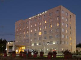 地亞哥德阿爾馬格羅洛馬斯爾德酒店