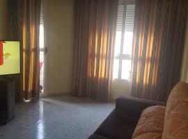 Rooms Carolina, Águilas
