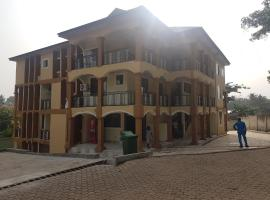 Devine Lodge, Bibiani (Near Sefwi Wiawso)