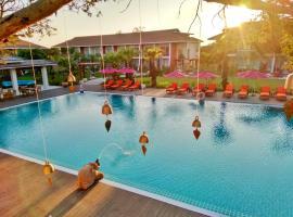 Amata Garden Resort Bagan
