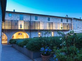 Nun Assisi Relais & Spa Museum, Assise