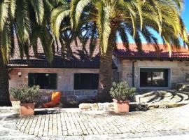 Casa rústica Las Palmeras, Ponteareas