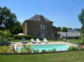 Le Château, Étalle (рядом с городом Maubert-Fontaine)