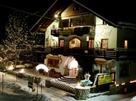 """""""0"""" Sterne Hotel Weisses Rössl in Leutasch/Tirol"""