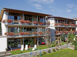 Appartement Hotel Seerose, Immenstaad am Bodensee