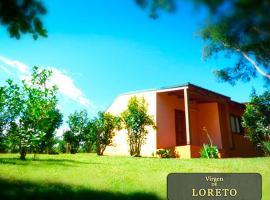 Cabañas Virgen de Loreto, Loreto (Cerro Azul yakınında)