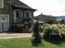 le Vitrier, Saint-Jean-de-Muzols (рядом с городом Bert)