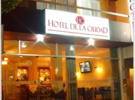 Hotel de la Ciudad, Cosquín (Santa María yakınında)