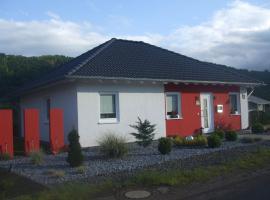 ***** Ferienhaus mosel-ART idyllisch, Senhals (Senheim yakınında)