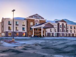 Grand River Hotel, Parachute (in de buurt van Mesa)