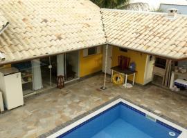 Casa do Paulo-fundos (2 quartos)