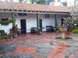 Hospederia El Oasis, Sutamarchán