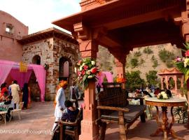 Rambihari Palace, Alwar (рядом с городом Bairāt)