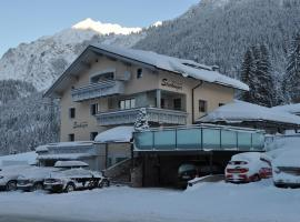 Hotel Garni Stockinger, Klösterle am Arlberg