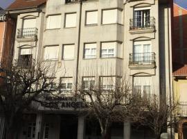 Hotel Los Angeles, La Bañeza (Destriana yakınında)