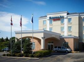 Fairfield Inn by Marriott Toronto Oakville