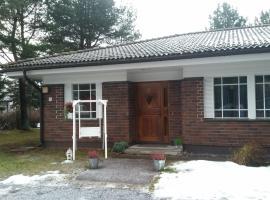 4 Bedrooms near Center - JK house, Пори (рядом с городом Noormarkku)