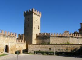 Castello Di Vigoleno, Vigoleno (Vernasca yakınında)