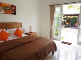Cepaka Mas Deluxe Villa, Табанан (рядом с городом Бувит)