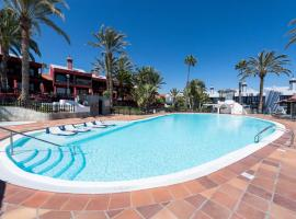Holiday Home Sun Club, Maspalomas (Playa del Aguila yakınında)