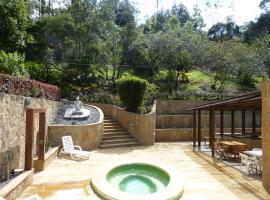 Spa Casa Cristal, Paraiso Rural