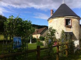La Tourelle, Saint-Agnan-sur-Sarthe (рядом с городом Mahéru)