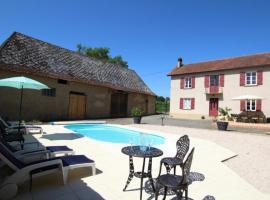 Maison Lajus, Bassillon-Vauzé (рядом с городом Luc-Armau)
