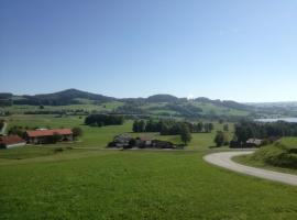 Ferienhaus Mitterbauer, Oberhofen am Irrsee (Innerroid yakınında)