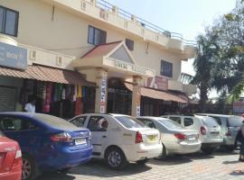 Hotel Varsha, Хампи