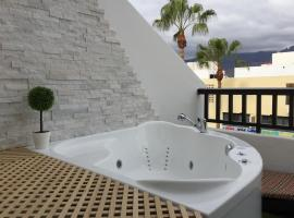 LUX & Spa. Golden Mile. Las Americas. Pargue Santiago 2. Pool heated Sea water. 2 bedroom.