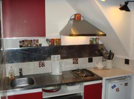 Appartement duplex, Мюра (рядом с городом Chavagnac)