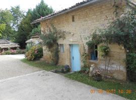 Chambre d'hotes Le Fourniou, Melle (рядом с городом Celles-sur-Belle)