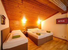 Saalbach Apartments Landhaus Bernkogel