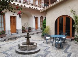 Hotel Rosario La Paz