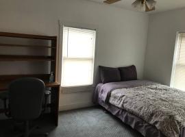 UD Guest House Room, Dayton