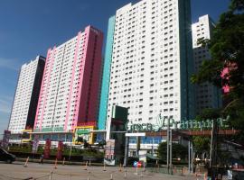 Apartment Green Pramuka ~ OCR