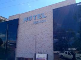 Hotel Nélios, Seabra