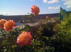 Las Rosas, Lomo de Arico