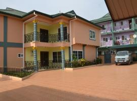 KJSS Executive Vacation Home, Adentan (рядом с городом Apenkwa)
