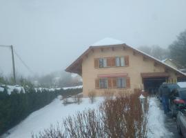Villa Elise, Buissard (рядом с городом Saint-Julien-en-Champsaur)