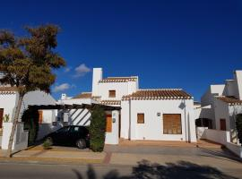 Villa Rhia, Murcia (Lo Mendigo yakınında)