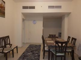 One Bedroom Apartment - Ajman Tower
