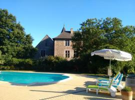 Château de Chanzé, Faye-d'Anjou