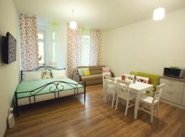 Best apartments Teplice