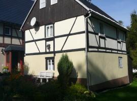 Adventure House (Abenteuerferienhaus), Rechenberg-Bienenmühle (Fláje yakınında)
