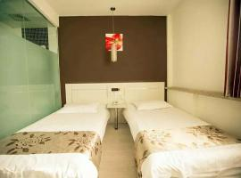Thank Inn Chain Hotel Shandong Rizhao Wanpingkou Scenic Spot, Rizhao (Rizhao yakınında)