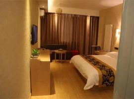 Thank Inn Plus Hotel Shandong Qingdao Development Zone Shandong University of Science and Technology, Qianwan (Xin'an yakınında)