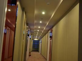 Thank Inn Plus Hotel Henan Zhoukou Chuanghui District Gongnong Road, Zhoukou (Xiangcheng yakınında)