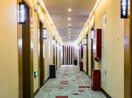 Thank Inn Chain Hotel Hebei Xingtai Pingxiang County Longcheng Shopping Park, Pingxiang (Dongzhongying yakınında)